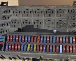 Блок предохранителей Daf 105