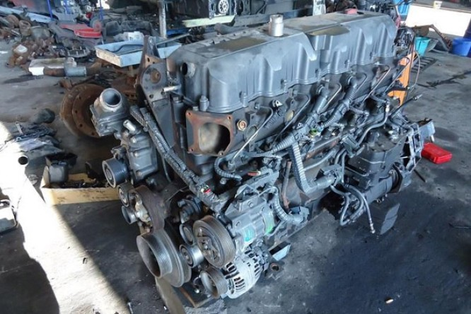Двигатель Daf 105