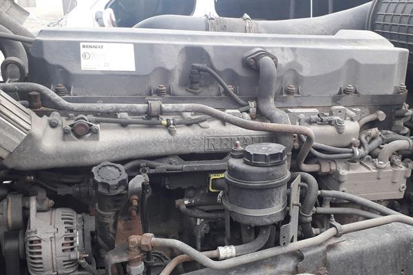 Мотор Renault Premium DXI